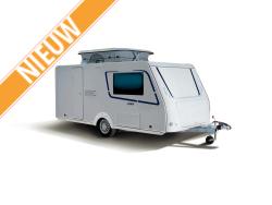 Trigano Mini Freestyle 390 compacte caravan