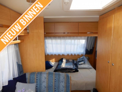 Caravelair Ambiance Style 455 Vrijstaand Dwarsbed Zit