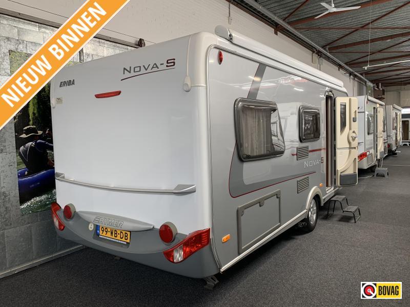 Eriba Nova S 540 LE