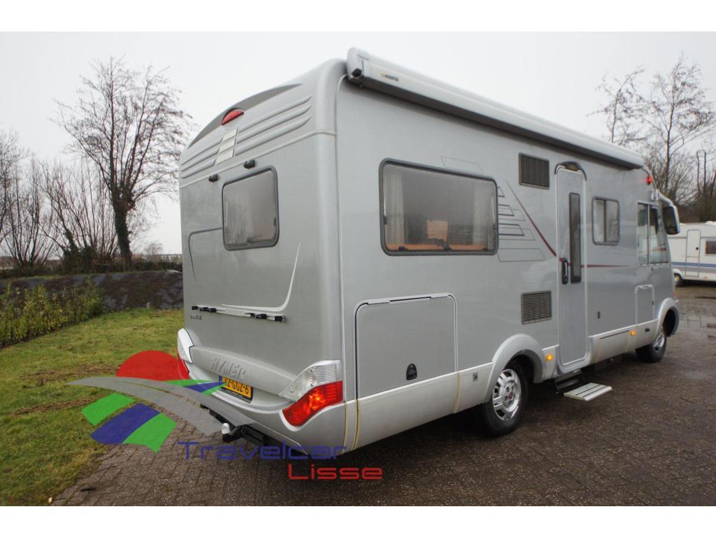 Hymer B 654 SL 1e Eig. 160PK NL camper!