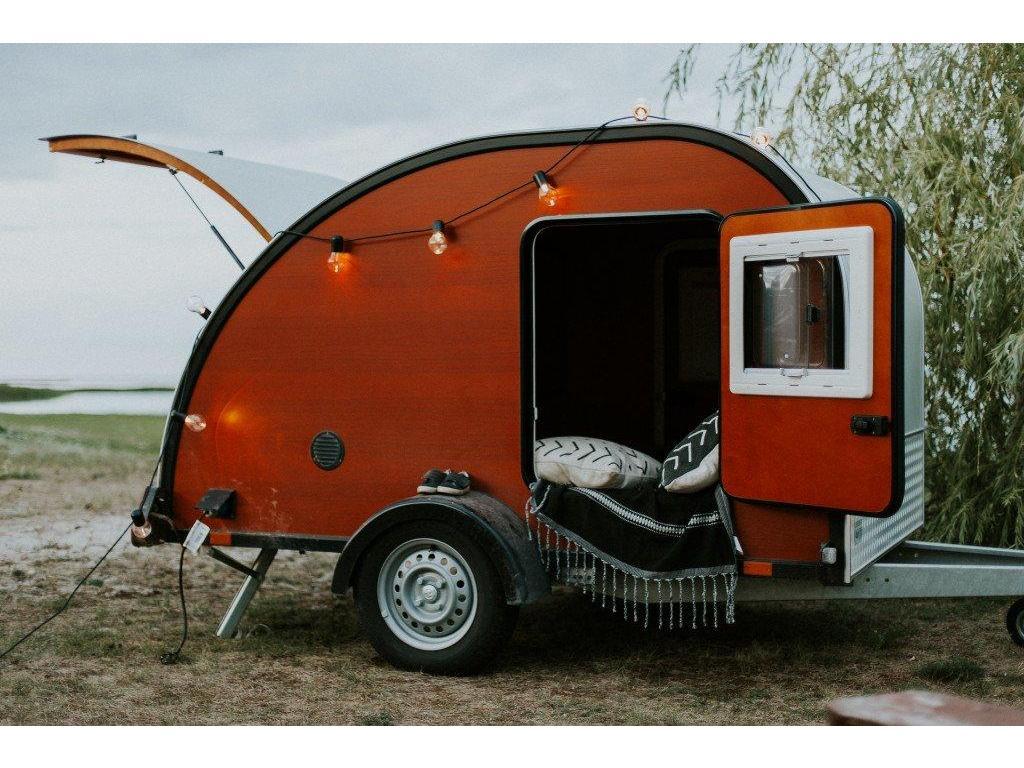 Kulba Kulba  Mini caravan 2021