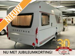 Burstner Premio 450 TS BED 210 cm