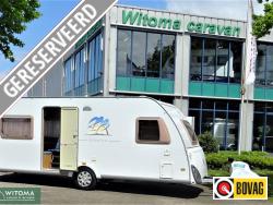 Knaus Sudwind 500 FU Verkocht