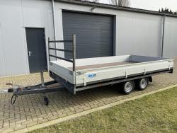 Hulco Medax-2 Plateauwagen