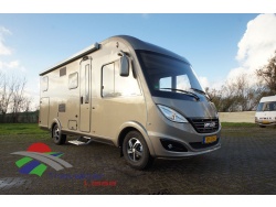 Hymer B 588 DL AUTOMAAT/150PK/OYSTER SAT