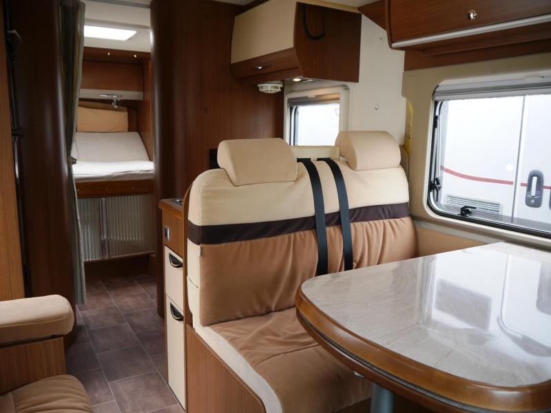 Burstner Ixeo 724 iT plus VERKOCHT