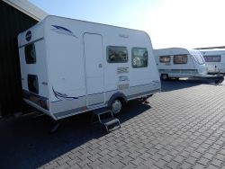 Caravelair Antares Luxe 376 TK Stapelbed Ruime Zit Tent