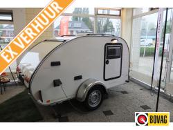 Procamp Escape mini caravan ex verhuur