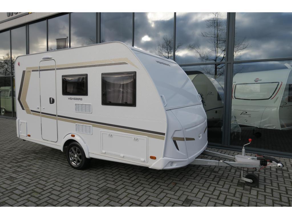 Weinsberg CaraOne 390 QD NIEUW MODEL 2021