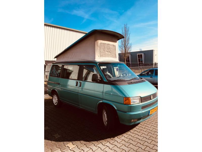 Volkswagen California coach