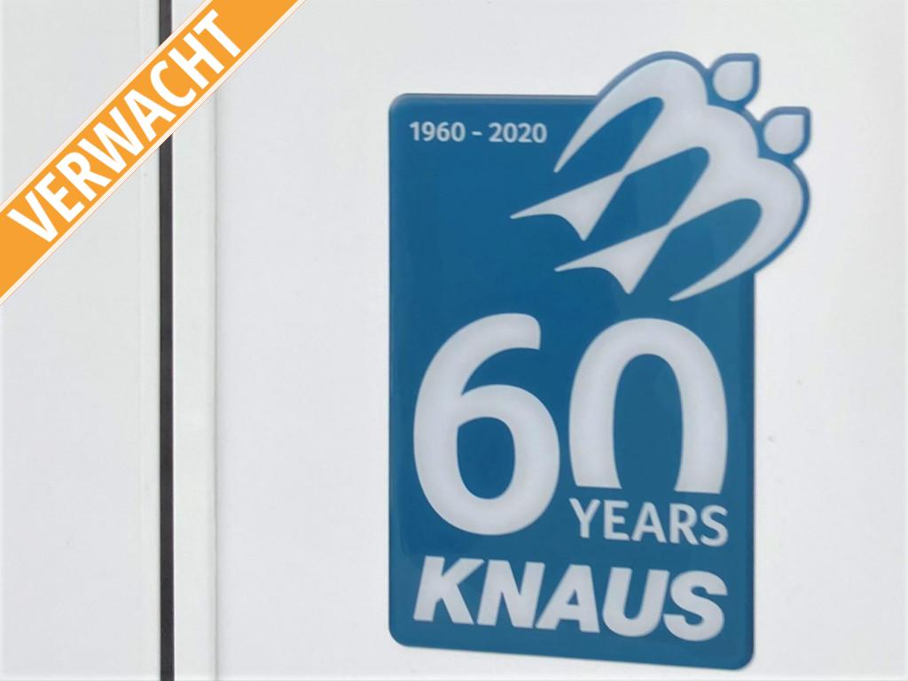 Knaus Sudwind 60 years