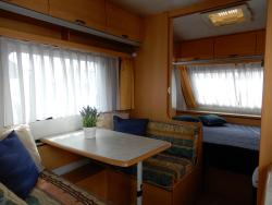 Wilk Stern 470 AMF Dwarsbed Zit Tent Toilet