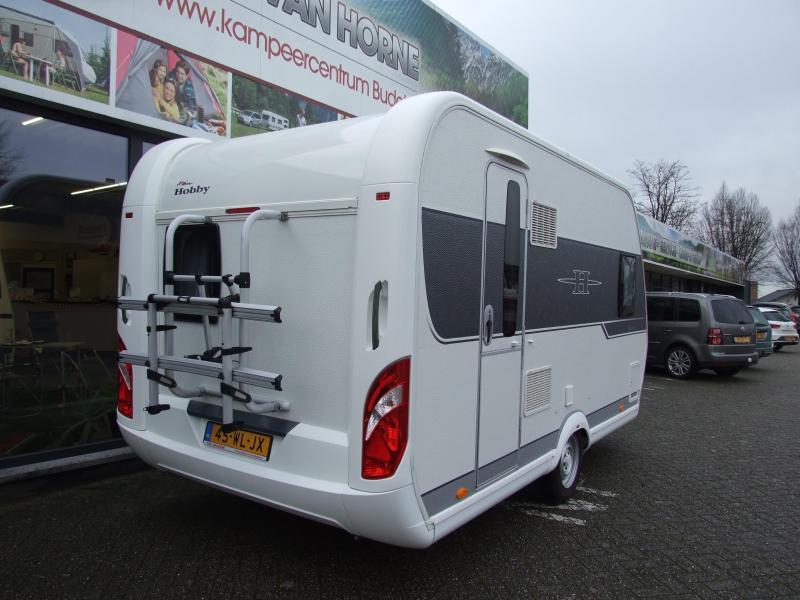 Hobby De Luxe 400 SFE MOVER - LUIFEL