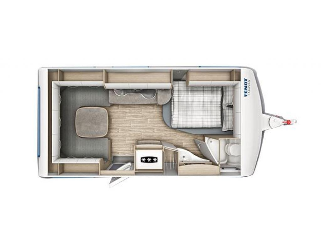 Fendt Bianco Activ 445 SFB Model 2021