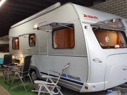 Dethleffs Camper 510 V / BJ 2000 / DAKLUIFEL
