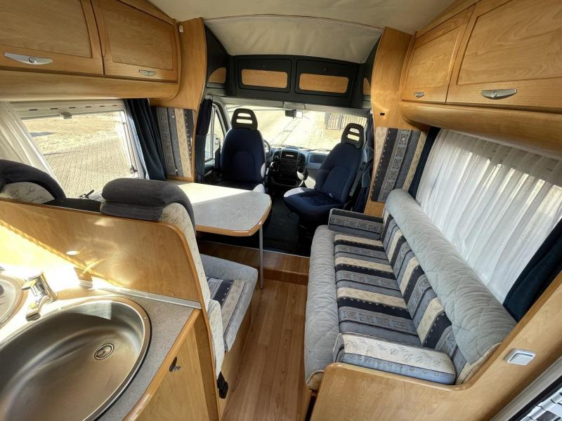Chausson Allegro 67 Top-Indeling Airco 2003