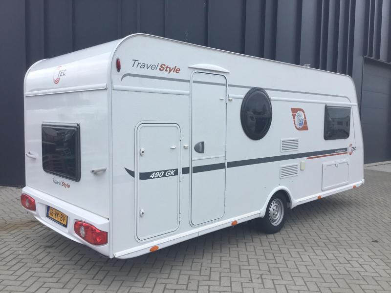 TEC Travel King 490 GK