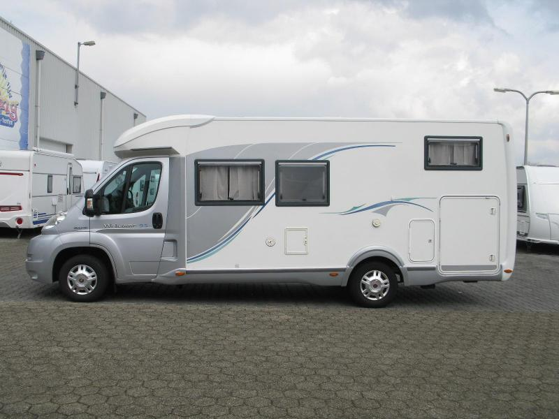 Chausson Welcome