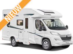 Itineo 600 PF compact en veel ruimte