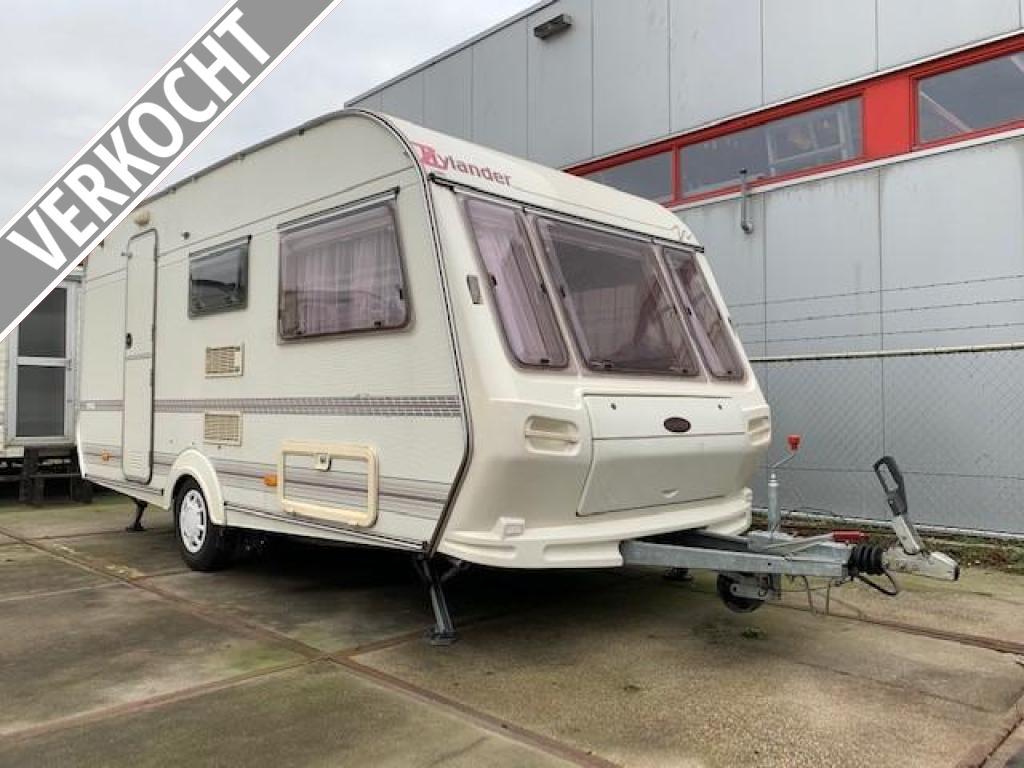 Hylander Design 420 mover en opblaasbare tent