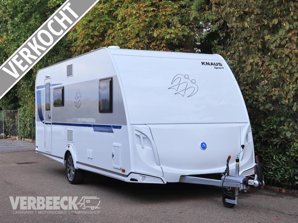 Knaus Sport 540 FDK Silver Selection