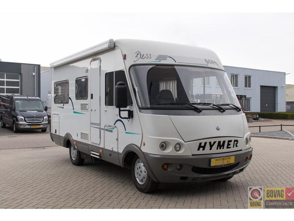 Hymer B574