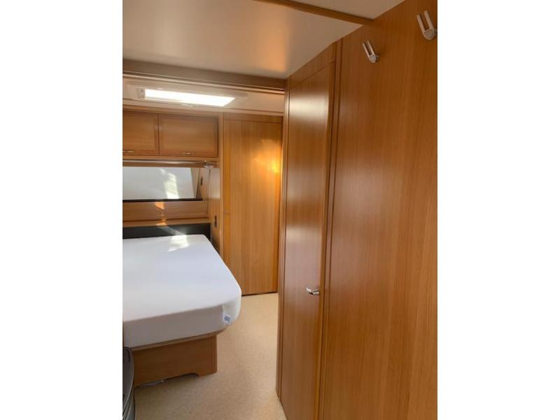 Fendt Platin 620 TF Ruime en nette caravan