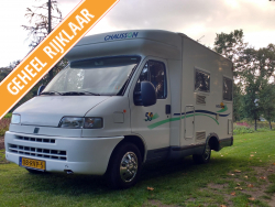 Chausson Welcome 50 Supercompact!