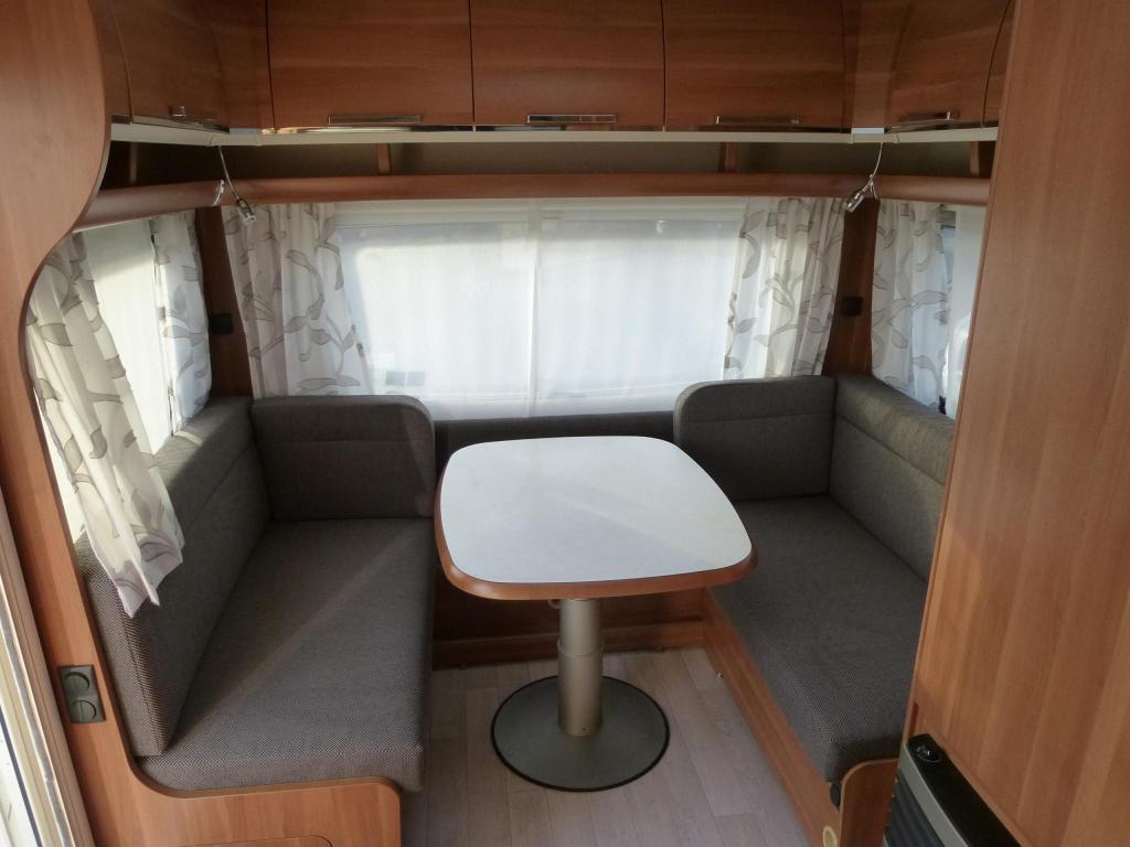 Fendt Saphir 465 TG enk. bedden, mover, airco