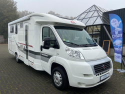 Adria Coral Axess 690 SC 2014 Queensbed | 36846 KM