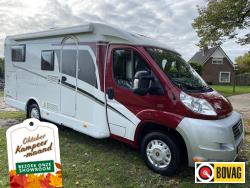 Dethleffs Globebus T 660 Van Compact Enkele Bedden