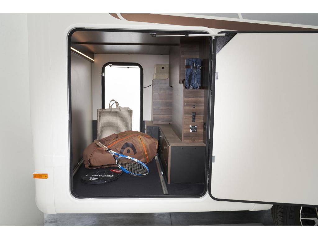 Laika Ecovip 3109 H nieuwe intergraal camper