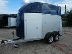 Humbaur Xanthos Aero 2 paards trailer