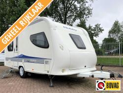 Hobby La Vita Bionda  460 Ufe mover tent Thule