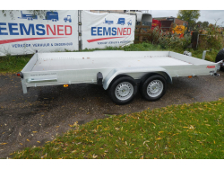 Anssems AMT 2500 Oprijwagen afm 407 x 180