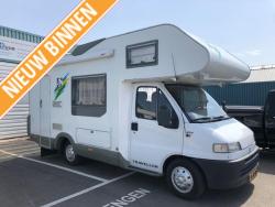 Knaus Traveller 595 +luifel +airco