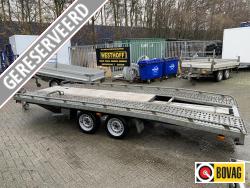 Tijhof TYHOF 5X2 3500KG AUTOAMBULANCE