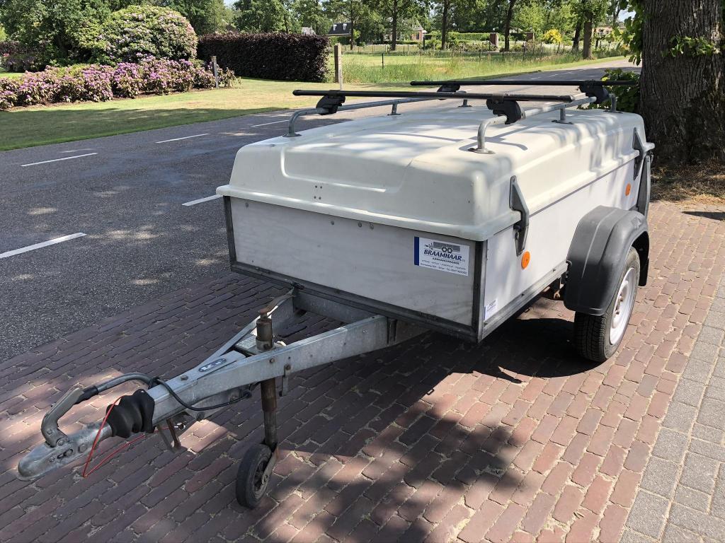 Westfalia Bagagewagen montagewagen