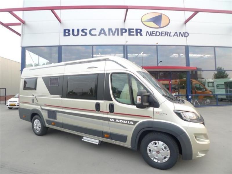 Adria Twin 640 SLX Comfort Buscamper