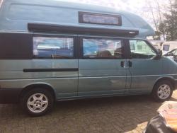 Volkswagen Westfalia Exclusive  Zeer nette bus met nap