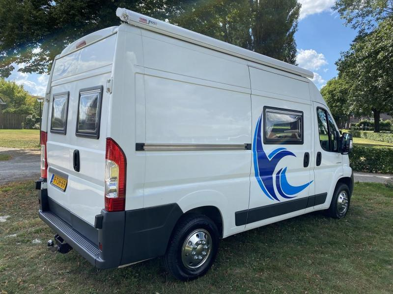 TJL Mobile  Buscamper 540 cm Vast Bed