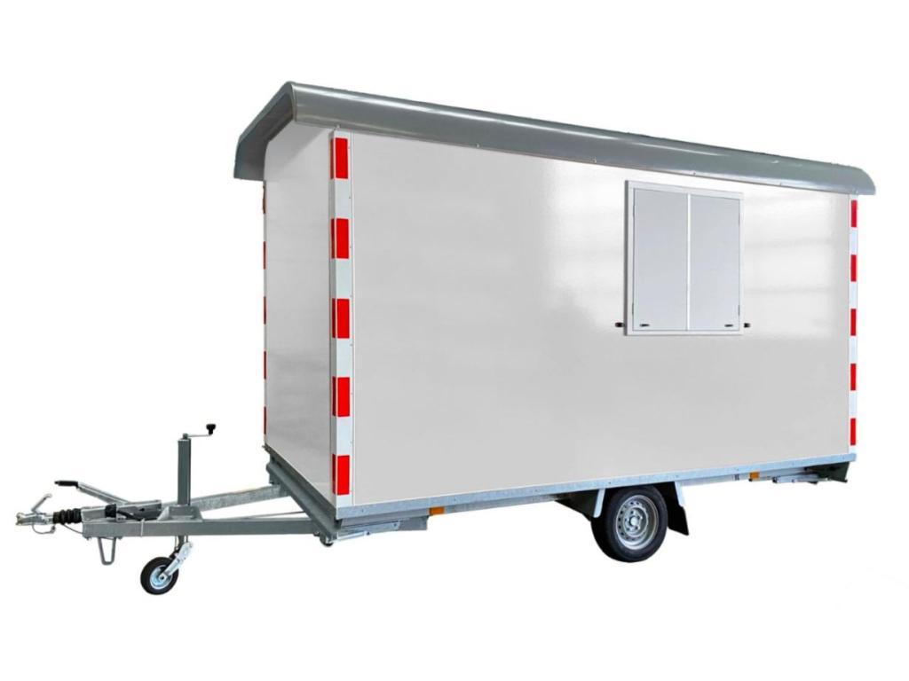 Anssems PTS-1400-Schaftwagen-Schaftkeet