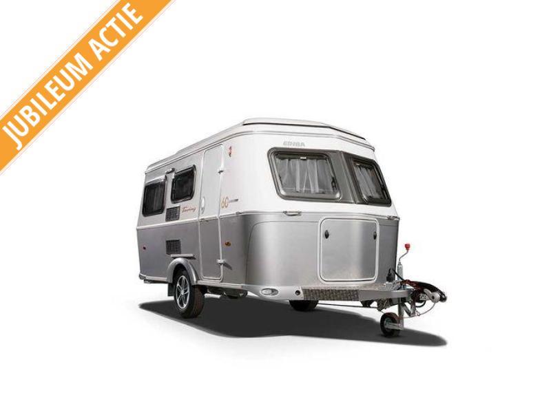 Eriba Touring Triton 430 '60 edition (najaar '21)