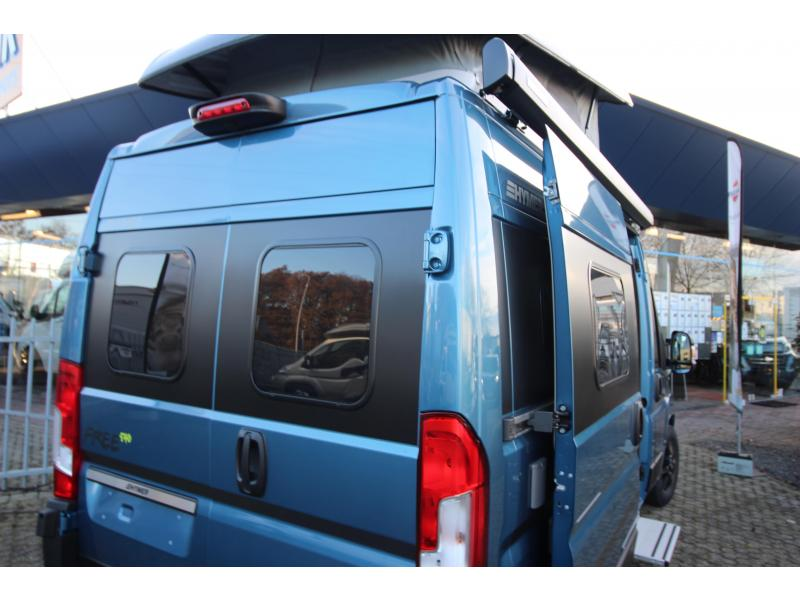 Hymer Free 540 BLUE EVOLUTION - ALMELO