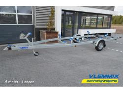 Vlemmix Boottrailer 631x220 1500 kg