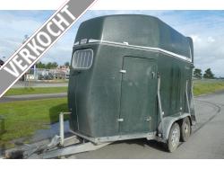 Henra 2 paards trailer