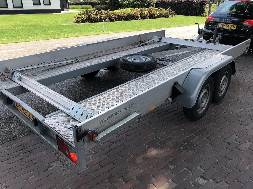 Anssems AMT 2000 ECO Autotransporter Autoambulance