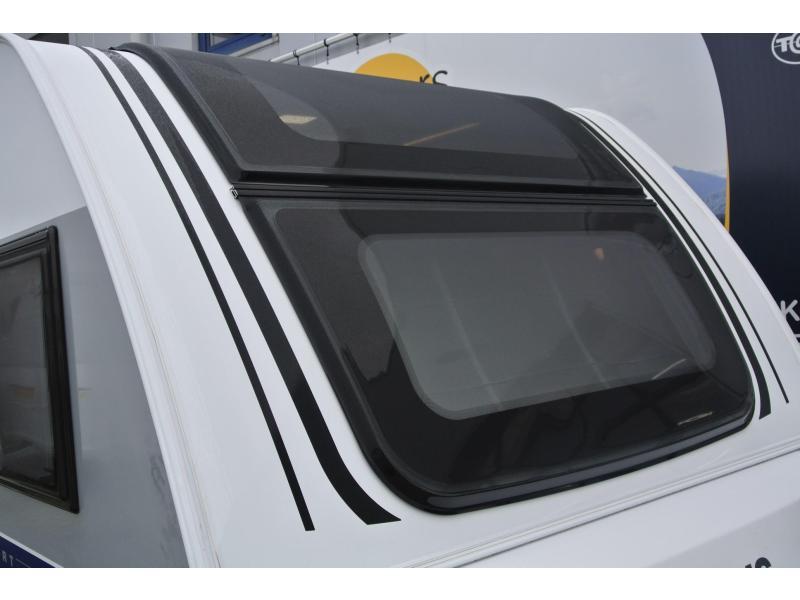Knaus Sport Silver Selection 540 UE APARTE BEDDEN - VLOERVERW