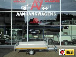Eduard P3 plateauwagen 260x150 ongeremd
