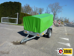 Humbaur Steely Huifwagen